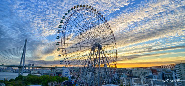 Tempozan Giant Ferris Wheel2