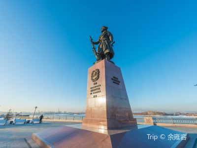 Monument to the Founders of Irkutsk