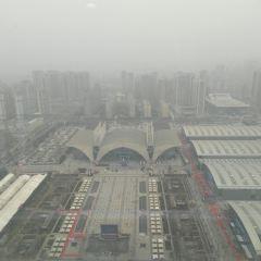 서쪽의 빛' 산시 TV송신탑 여행 사진