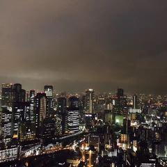 우메다 스카이 빌딩 여행 사진