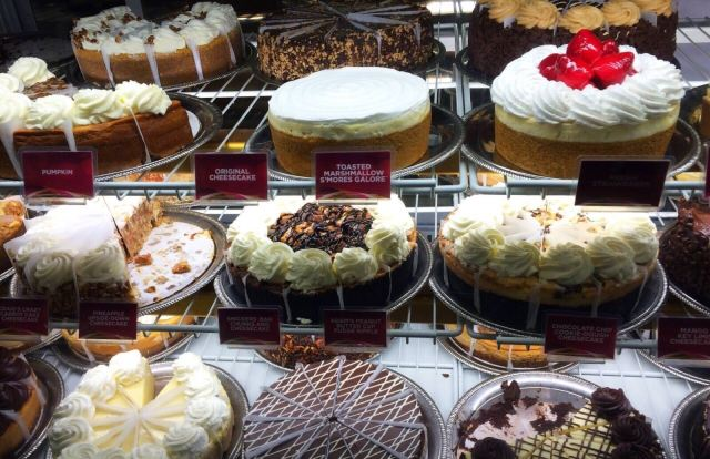 芝士蛋糕工廠