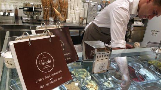 Venchi Cioccolato e Gelato, Milano Cadorna