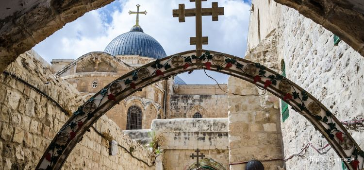 The Way of the Cross - Via Dolorosa1