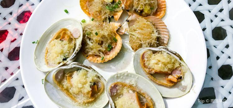 海鮮中心海岸海景餐廳|椰子雞(亞龍灣店)3