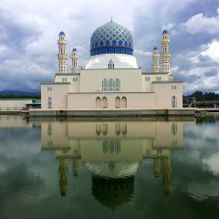 Kota Kinabalu City Mosque User Photo