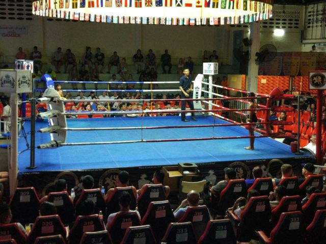 Bangla Boxing Stadium