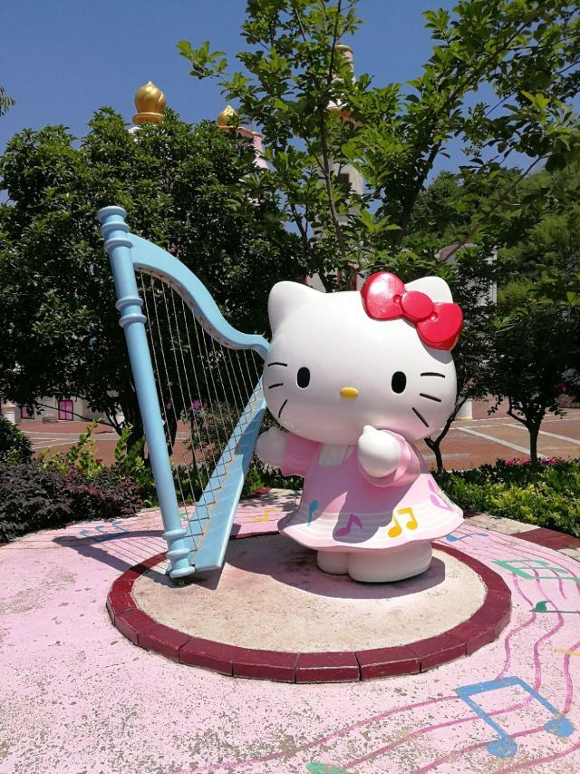 Hangzhou Hello Kitty Park