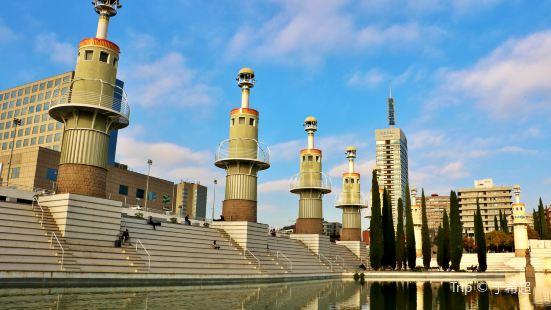 Parque de la Espana Industrial