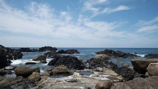 平內海中溫泉