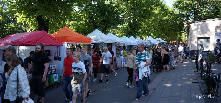 Medieval Market2