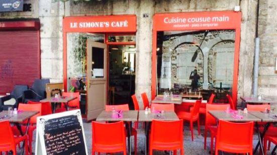 Le Simone's cafe