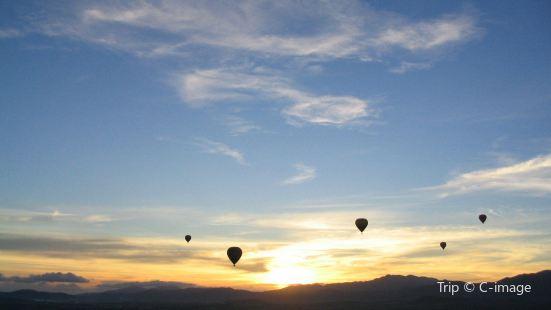 馬裡巴高原熱氣球