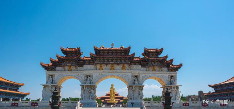 紅光山大佛寺1