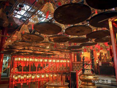 만모 사원(Man Mo Temple)