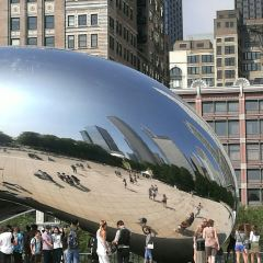 Cloud Gate User Photo
