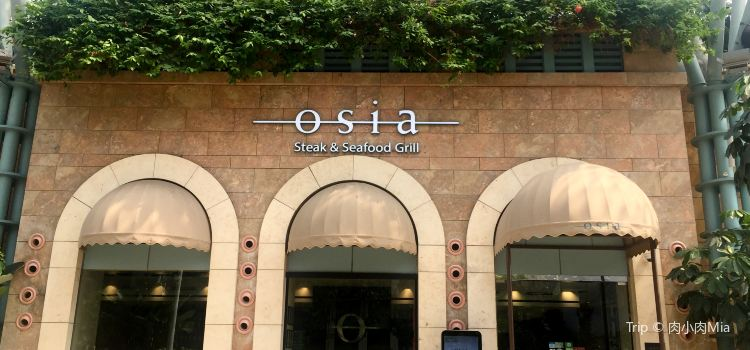 Osia Steak and Seafood Grill