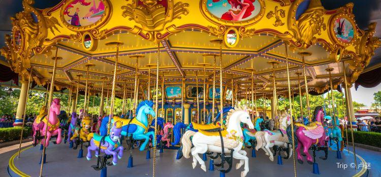 Fantasia Carousel1