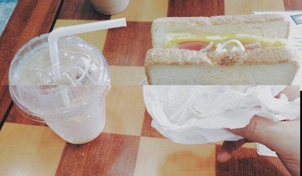 Isaac Toast(首爾ong店)