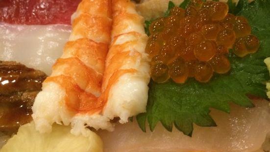 築地壽司清(伊勢丹京都店)