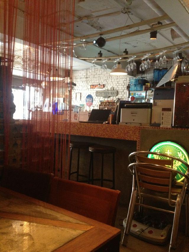 Newyork Apartment Burger Bar
