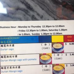 Ah Chew Desserts (Liang Seah Street) User Photo