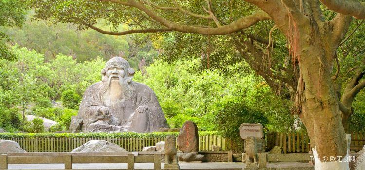Laojun Rock Sculptures1