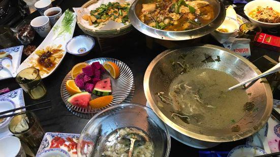 大方傳統菜(歐尚店)