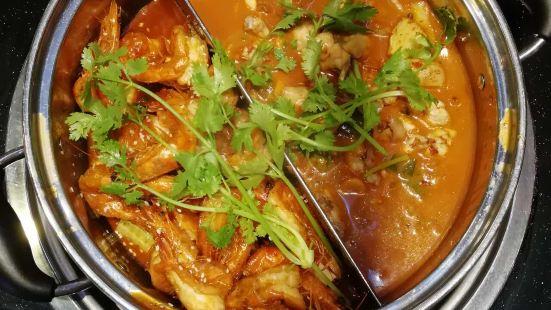 蝦吃蝦涮(萬達店)
