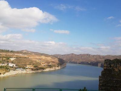 晉陝大峽谷