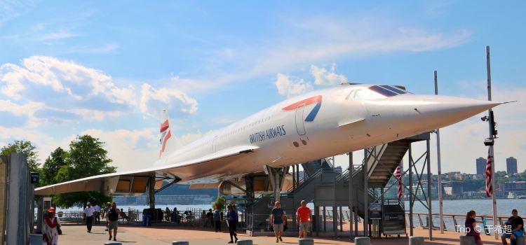 無畏號海、空暨太空博物館1