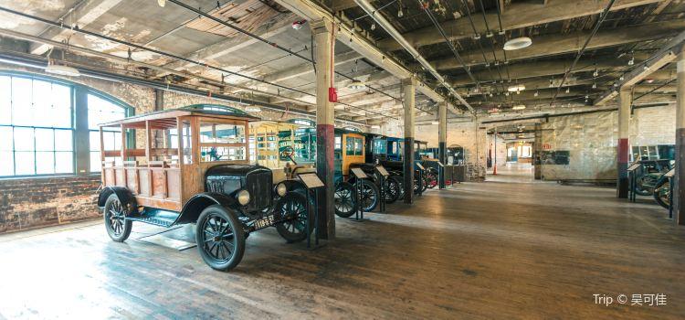 福特汽車博物館1
