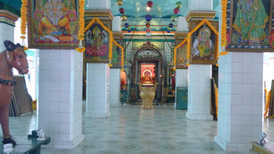 Sri Thenday Yuttha Panin Temple