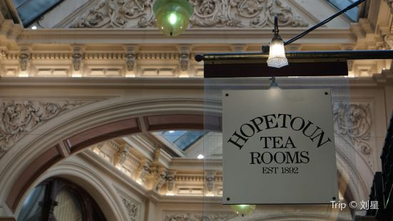 Hopetoun Tea Rooms