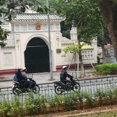중국대사관 여행 사진