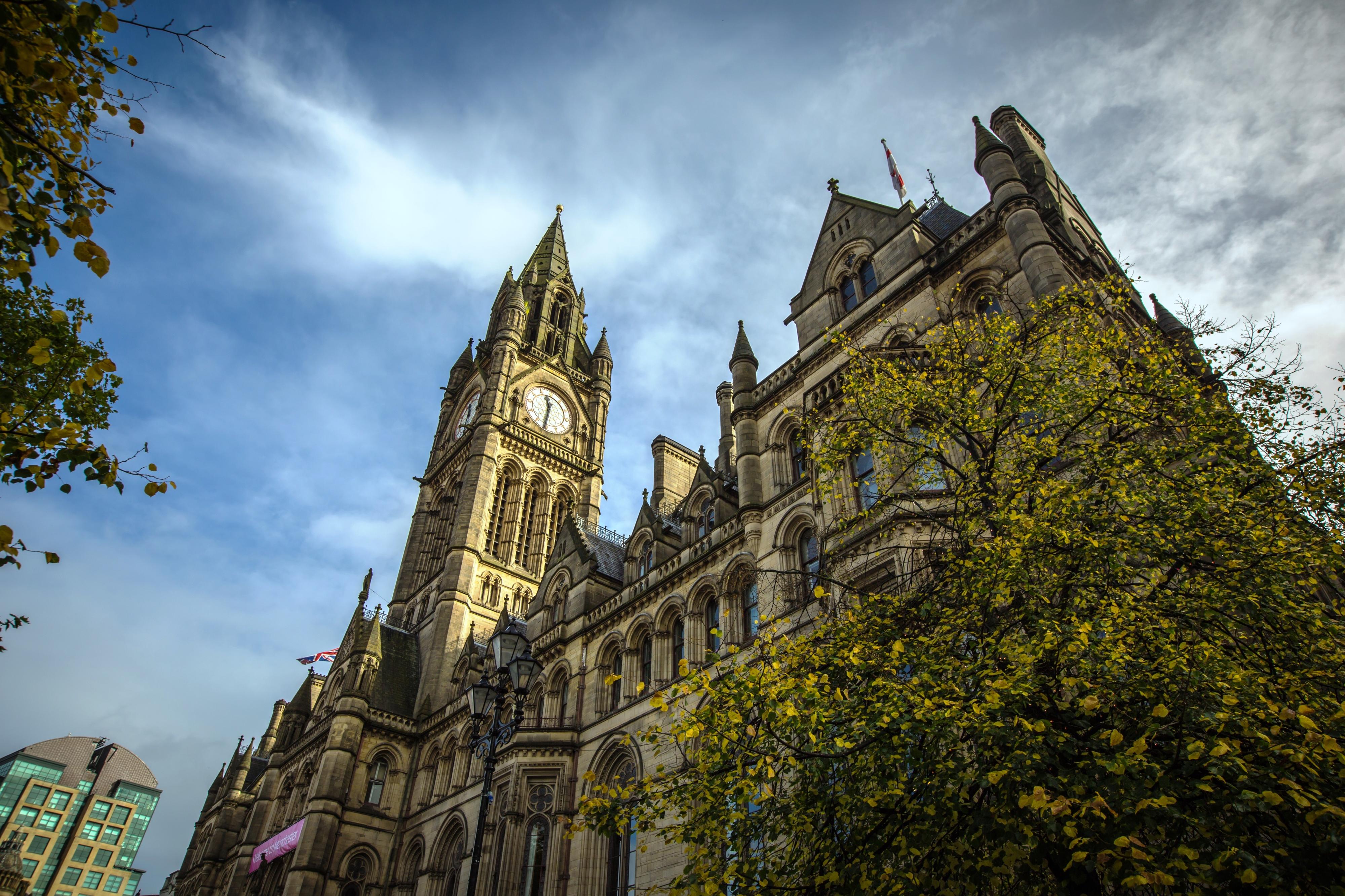 ManchesterTown Hall