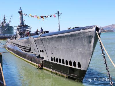 美國二次大戰時的潛水艇