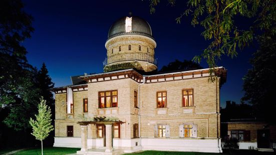 Kuffner Observatory (Kuffner-Sternwarte)