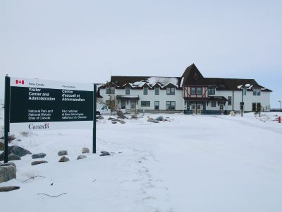 Parks Canada Visitors Centre