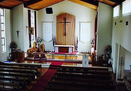 ANZAC Memorial Chapel of St Paul