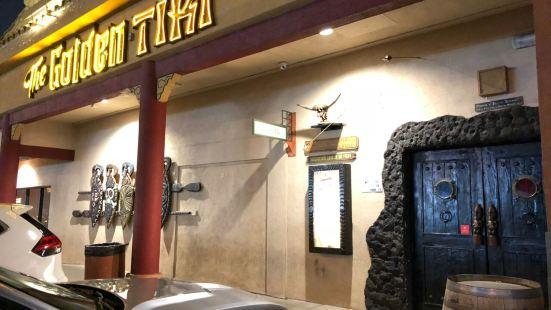 The Golden Tiki Bar Las Vegas