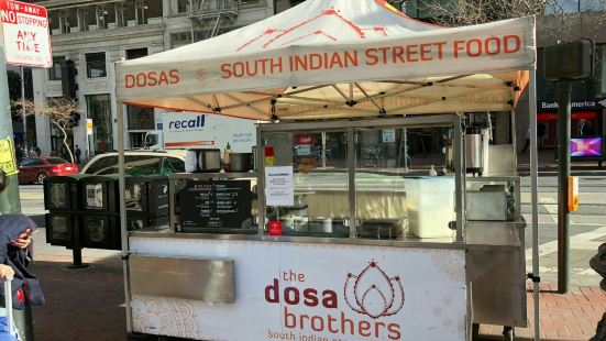 The Dosa Brothers