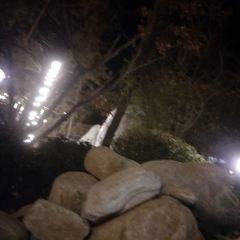 멍산캉구 온천 여행 사진