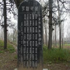 Zhang Liang Tomb User Photo