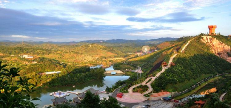 Xihewan Hakka Cultural Tourism Industrial Park3