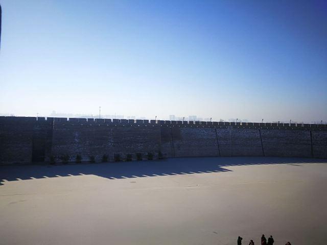 Zhengding Ancient City Wall
