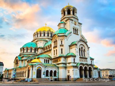 Cathedral Saint Aleksandar Nevski