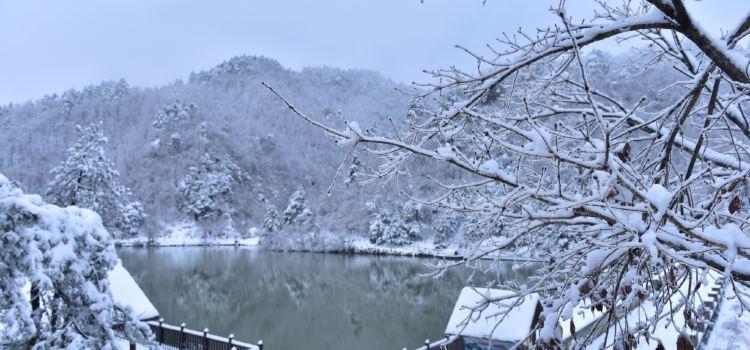 大明山萬松嶺滑雪場2