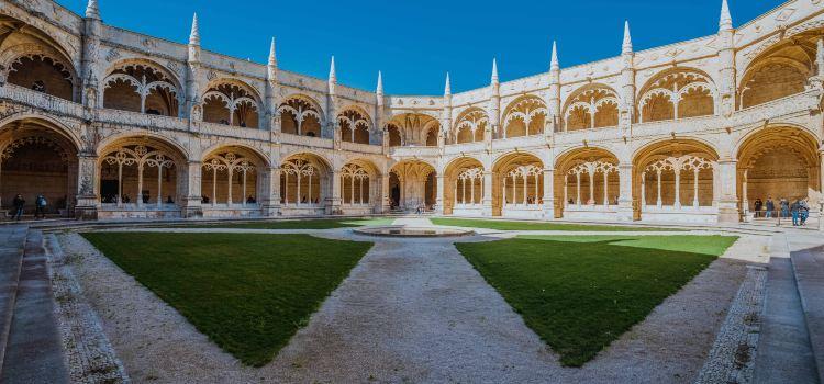 Jerónimos Monastery2