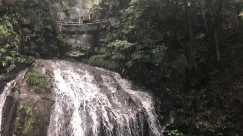 Hidden Dragon Waterfall