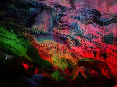 Kaiyuan Karst Cave in Boshan
